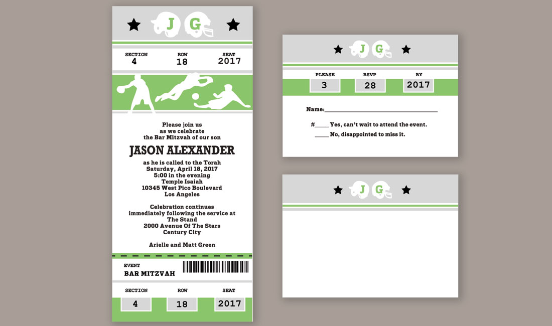 Sports Ticket Detail