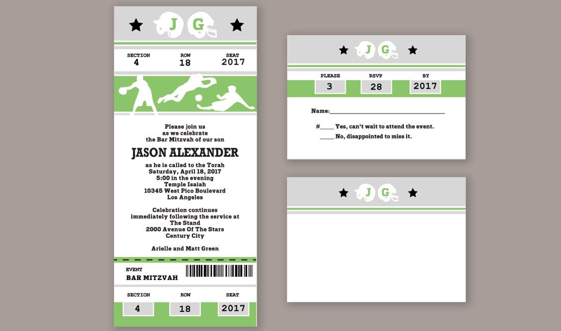 Sports Ticket Detail