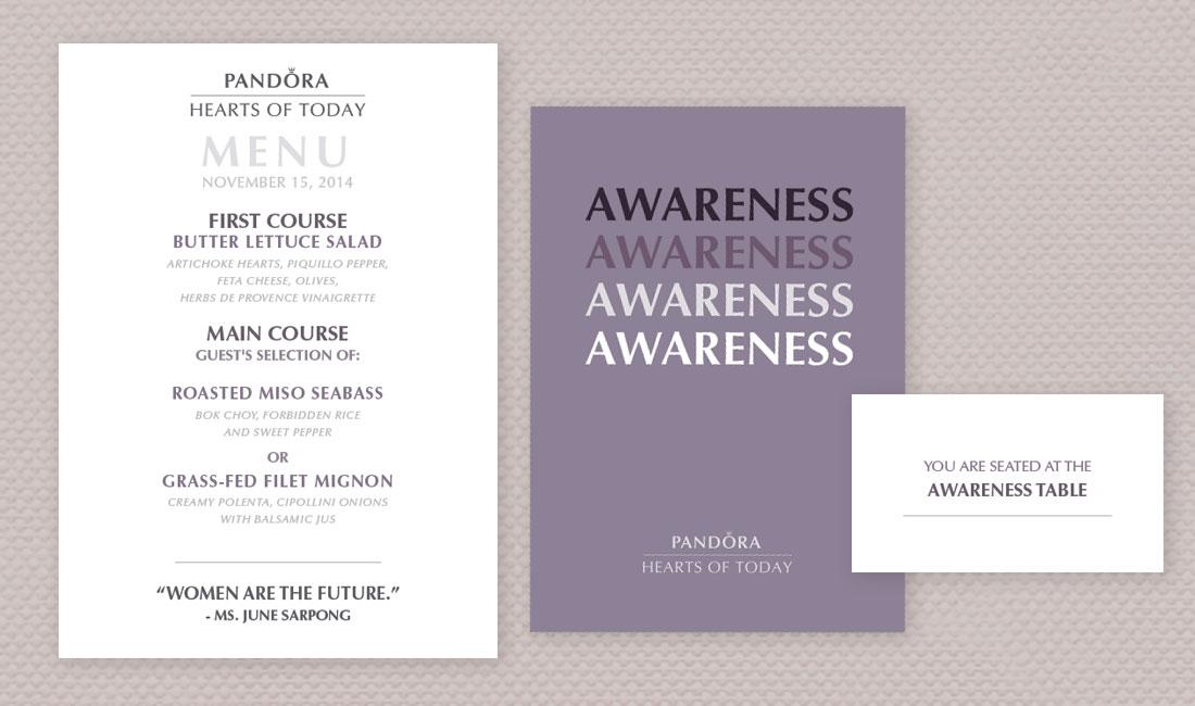 Pandora Launch Event