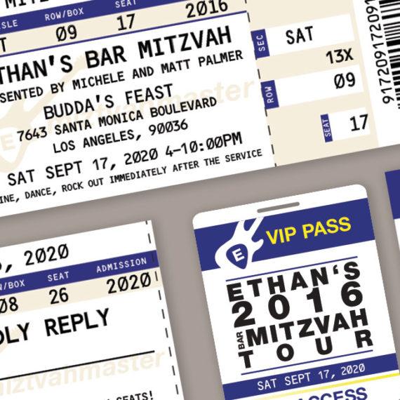 Ticket Master Theme Detail