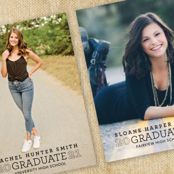 Graduation Announement