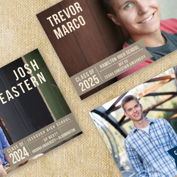 Grad Photo Cards