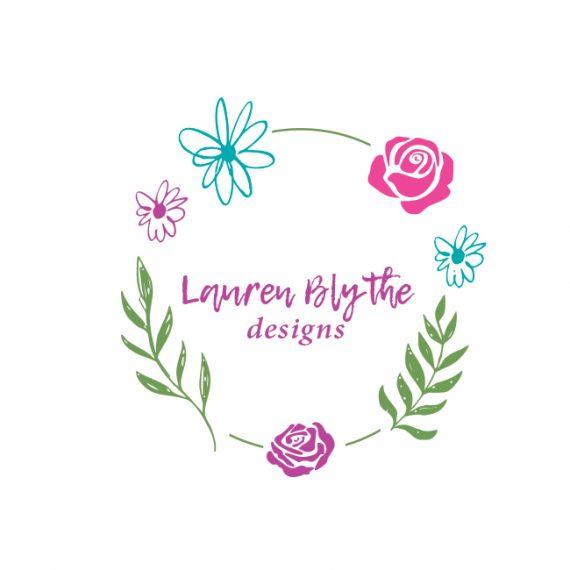 Lauren Blythe Designs Logo