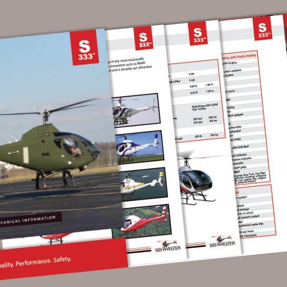 Schweizer Helicopter Brochure